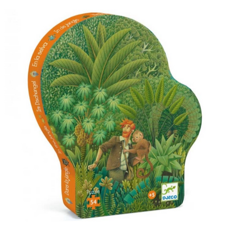 In the Jungle Puzzle-54pcs 5+yrs