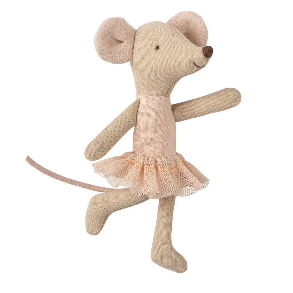 Ballerina Mouse-Little Sister