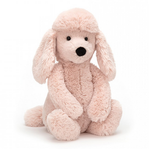 Jellycat Bashful Poodle: Medium
