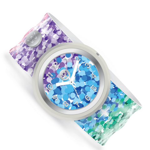 Slap Watch-Sassy Sequins