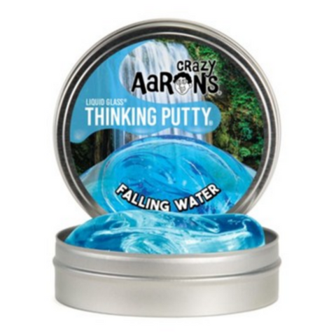 Falling Water Putty (liquid glass)