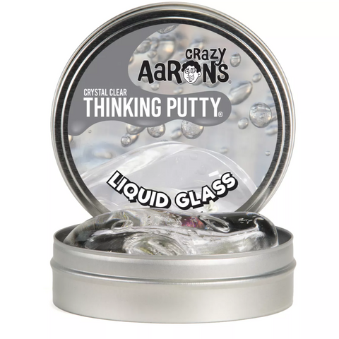 Liquid Glass Putty (liquid glass)