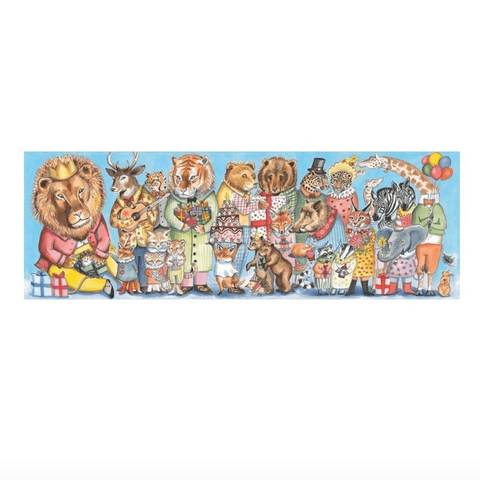 Gallery Puzzles King's Party Puzzle-100pcs 5+yrs
