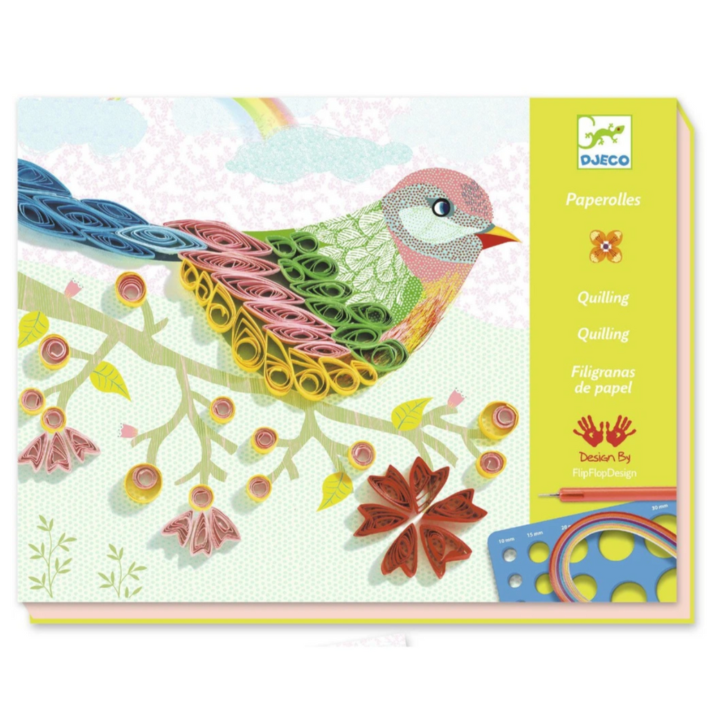 Quilling Seasons 8+yrs