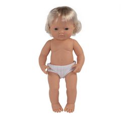 Doll 15 in or 38 cm