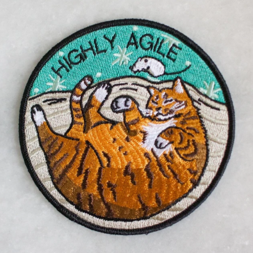Highly Agile Patch