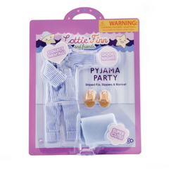 Lottie Doll: Pyjama Party Outfit
