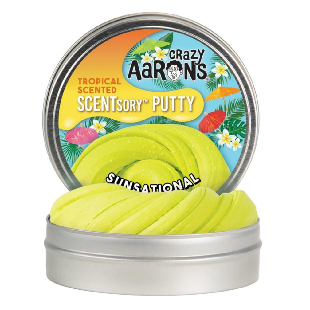 Sunsational Putty (scentsory)