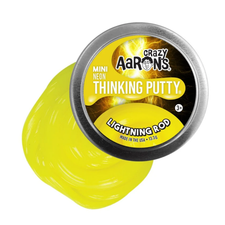 Mini Lightning Rod Putty (neon)