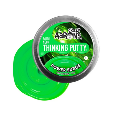Mini Power Surge Putty (neon)