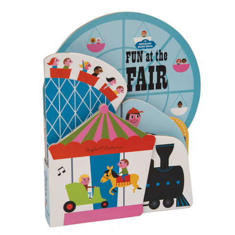 Fun at the Fair: Ingela P. Arrhenius (0-3yrs)