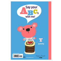 Mr. Bear's ABC (0-3yrs)