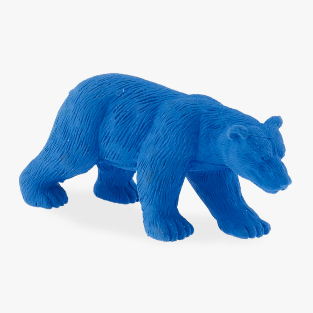 Eraser Zoo - Bear