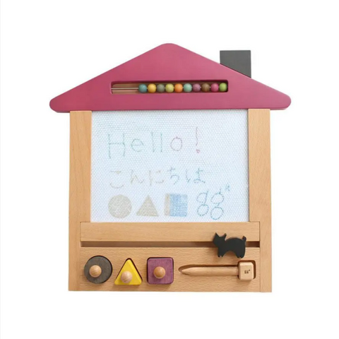 Oekaki House - Magic Drawing Board (Cat)