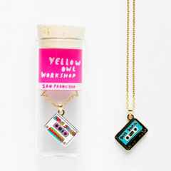 Cool Jams & Love Songs - Double Sided Pendant