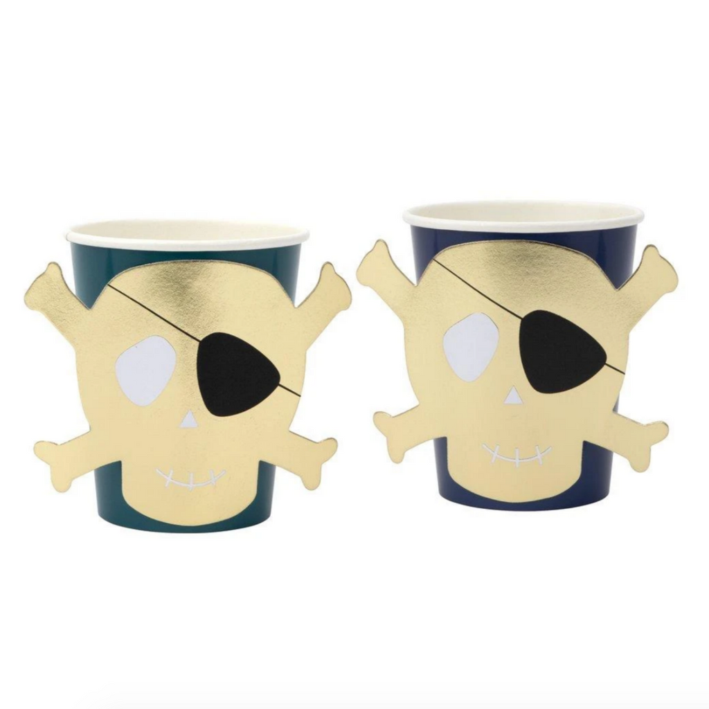 Pirate Cups (pk8)