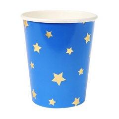 Jazzy Star Cups (pk8)
