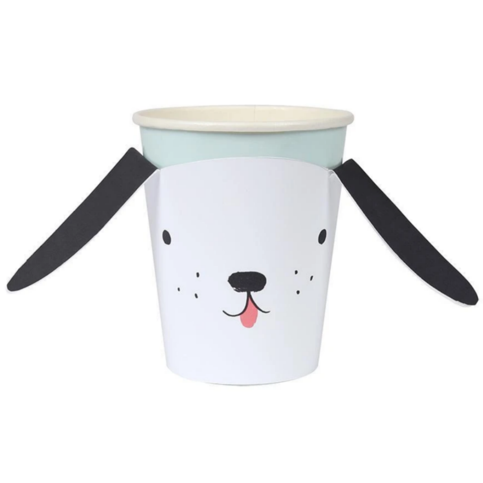 Floppy Eared Dog Cups (pk8)