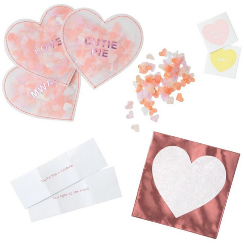 Love Heart Shaker Favors