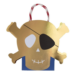 Pirates Bounty Party Bag (pk8)
