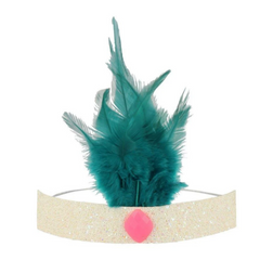 Circus Parade Feathers Crown