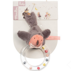 Bird Ring Rattle: It Etait une Fois