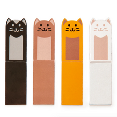 Cat Magnetic Bookmarks