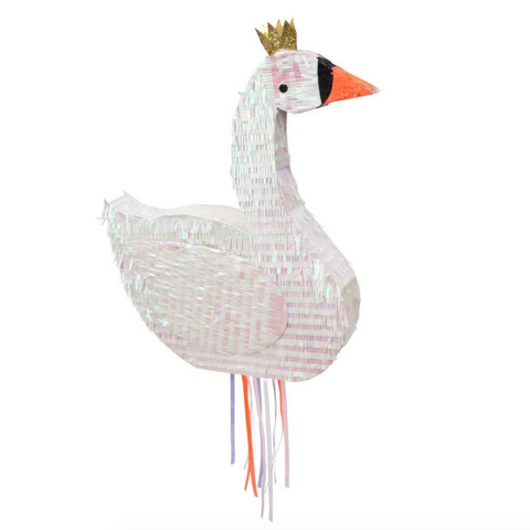 Swan Party Pinata (pick-up or San Francisco delivery only)
