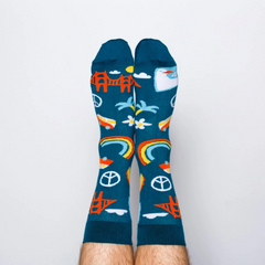 San Francisco Crew Socks - Men's