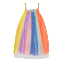 Rainbow Girl Dress Up