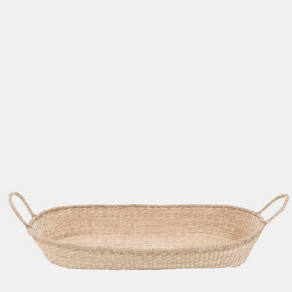 Nyla Changing Basket with Cotton Insert (pick up or san francisco delivery only)