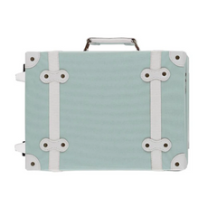 See-Ya Suitcase -Mint (in store pick-up or san francisco delivery only)
