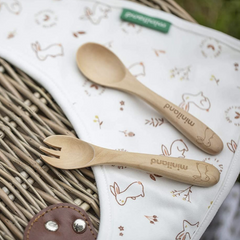 Natural Picnic Set -chip or bunny