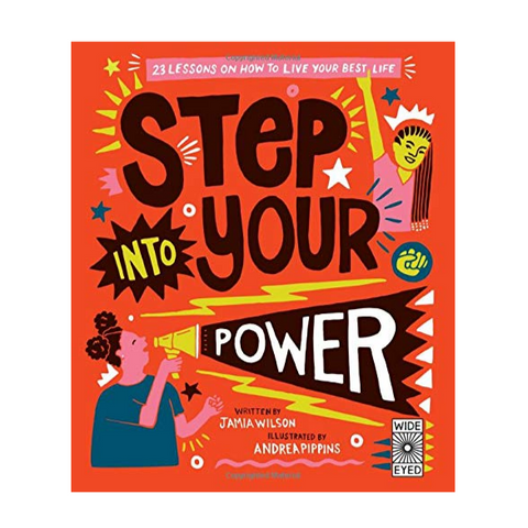 Step Into Your Power (9-12yrs)
