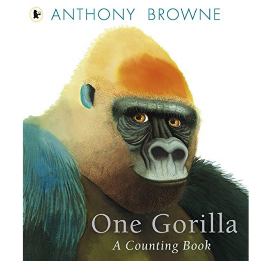 One Gorilla: A Counting Book (3-7yrs)