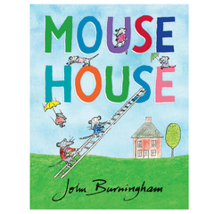 Mouse House (3-7yrs)