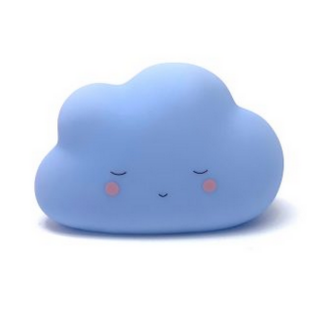 Cloud Night Light - Blue