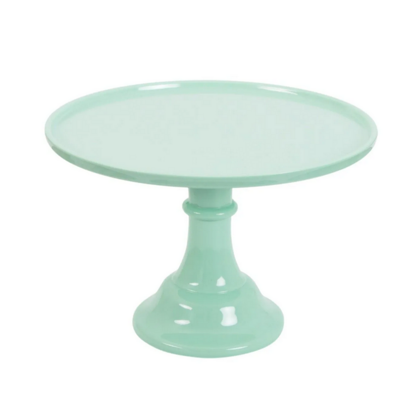Large Cake Stand Mint or Pink