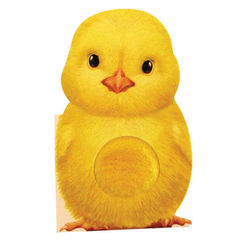 Furry Chick -Mini Friends Touch & Feel (1-4yrs)