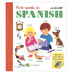 First Words in Spanish (6yrs+)