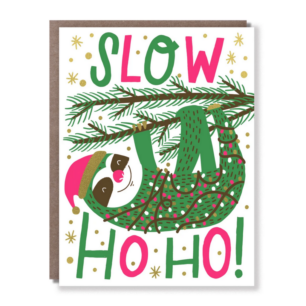 Slow Ho Ho -Christmas