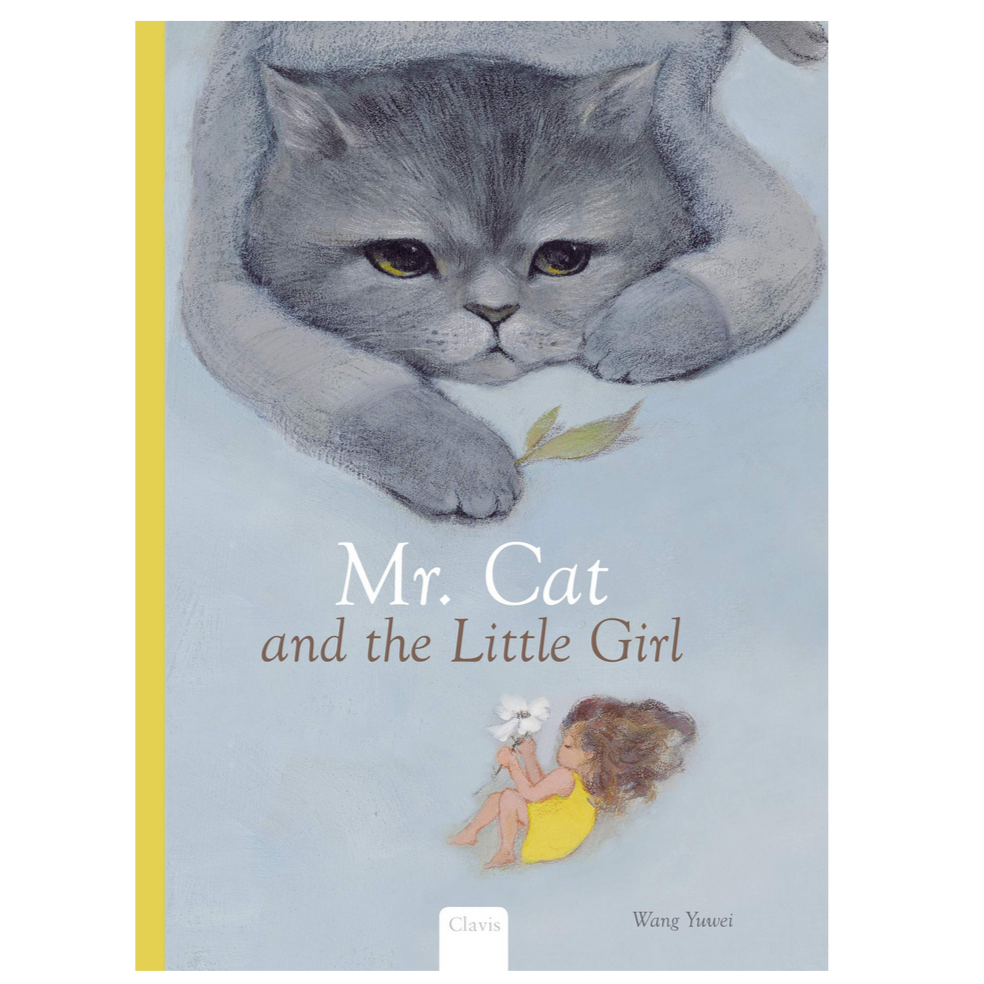Mr. Cat and the Little Girl (5-11yrs)