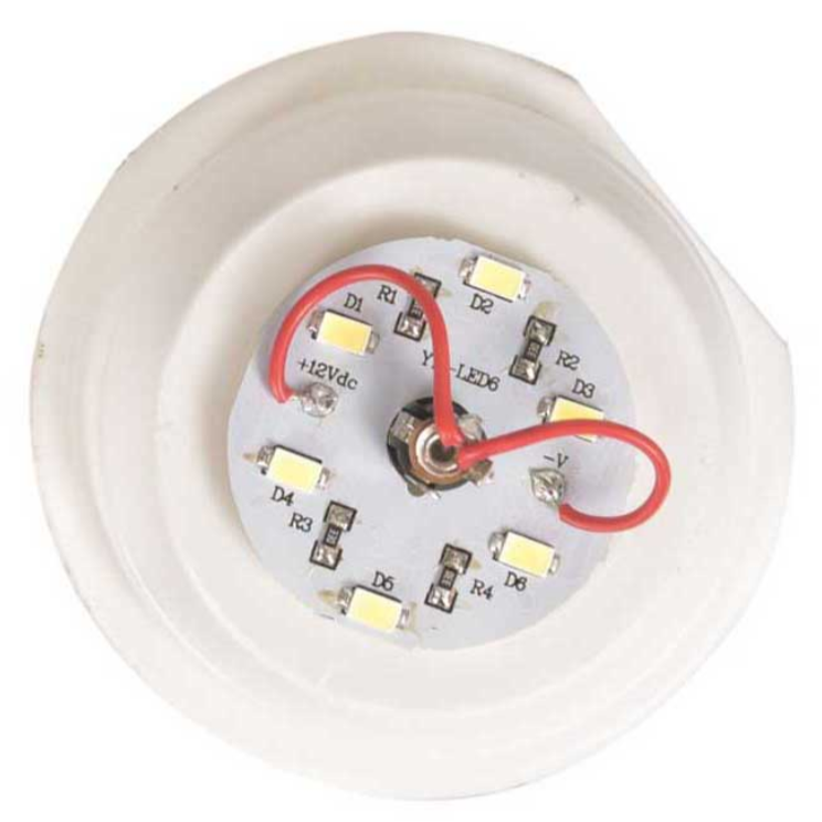 Replacement LED Module 12V/1.5 + Fitting