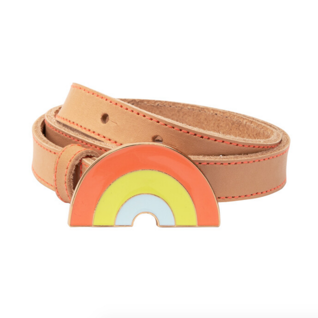 Rainbow Belt 4-6yrs/6-8yrs