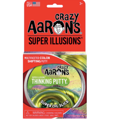 Super Oil Slick Putty (illusions)