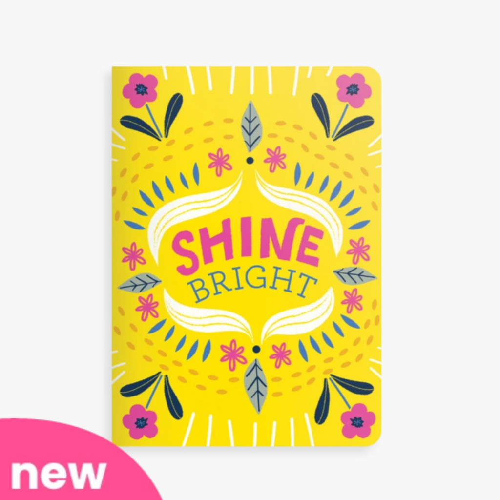 Jot It! Notebook: Shine Bright