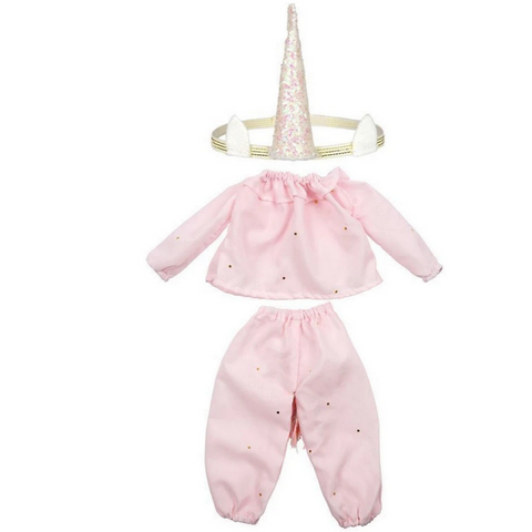 Enchanted Unicorn Dolly Dress Up Costume