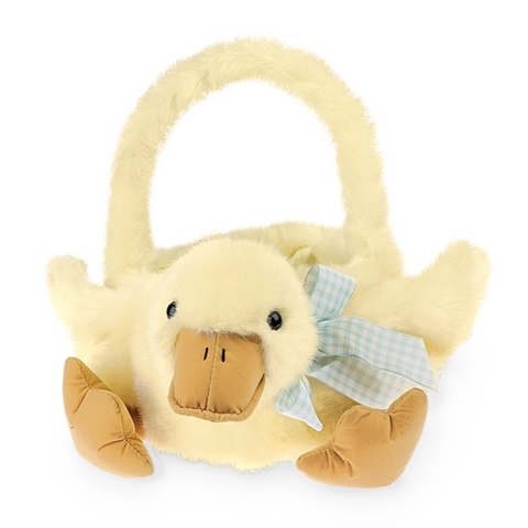 Duck Easter Basket