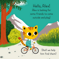 Hello House – Lift the Flap Book (0-3yrs)