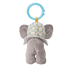 Fairytale Elephant Take Along Toy & Teether